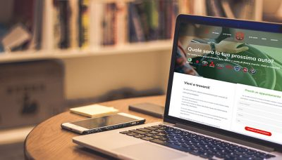 Bosio auto nuovo sito web